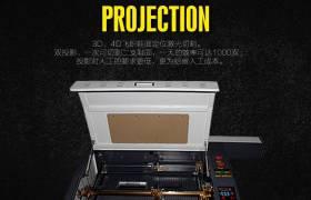 廠家直銷非金屬布料激光切割雕刻機-激光雕刻機-激光雕刻切割機