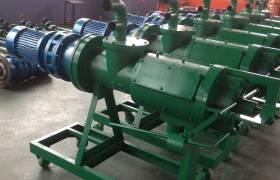 糞便處理設備污水處理設備固液分離器雞鴨糞便固液分離機