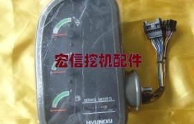 供應現代220-5D挖掘機顯示屏