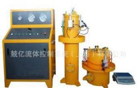 上海30MPa消防氣瓶脈沖測試臺_消防氣瓶脈沖疲勞試驗機廠家