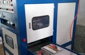 吸塑泡罩封口DR5-K10TB同步熔斷機