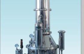 600L塔式重蒸餾水器TZ600