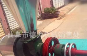 高效率面粉加工坊錐形磨面機