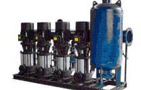 供應小區用變頻恒壓無塔供水設備