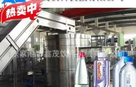 熱銷全自動理瓶機及供應三合一飲料機械設備