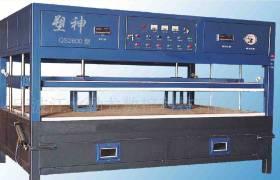 亚克力行业专用节能性亚克力吸塑机亚克力成型机