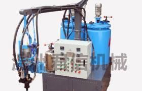 供應裝修扶花聚氨酯設備PU相框發泡設備