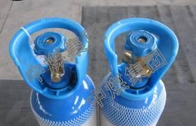 隔絕式正壓氧氣呼吸器瓶體-氧氣瓶