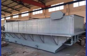 全自动溶气气浮机_平流式溶气气浮机_一体化气浮机气浮设备