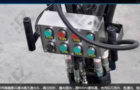 供應領新聚氨酯高壓發泡機lx鞋底生產pu發泡設備