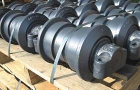小松240挖掘机支重轮