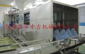 桶裝純凈水生產設備