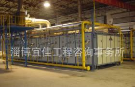 供應優質自控節能梭式窯(燃氣