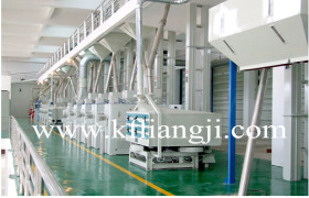 廠家直銷日產30-1000面粉成套加工設備