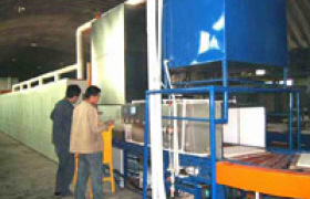 硅酸铝耐火材料干燥设备
