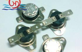 KSD301溫控開關保護器件廠家定制批發家用電器電子安全器件包郵