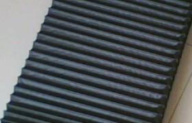 柔性伸缩防护罩 圆形伸缩防护罩 防护帘
