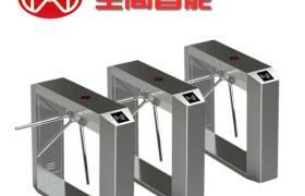 智能橋式三棍閘機三輥閘工地門禁管理考勤系統出入口人行通道轉閘