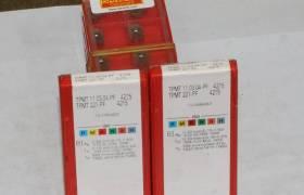 原裝山特維克刀片TPMT16T308-KM3210深孔鉆刀片