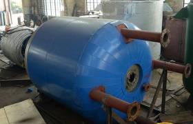 不锈钢电加热反应釜耐高温化工设备蒸汽搅拌装置实验室水热反应釜