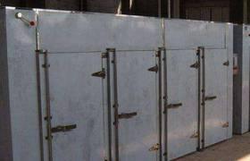 現貨水果片真空干燥機保健品冷凍干燥設備二手方形真空干燥箱