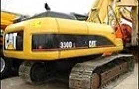卡特330D挖掘机