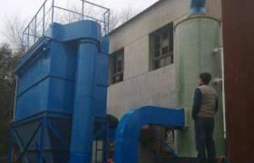 鑄造廠電爐除塵器..河北鑄造廠電爐除塵器制造廠家