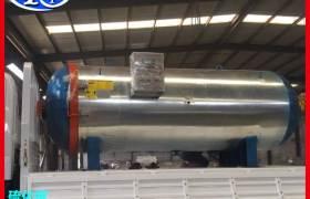 河北清河硫化罐定做蒸汽硫化设备