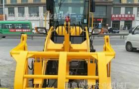 廠家直銷無級變速抓木機工地建筑裝載機參數建筑工程液壓推土機