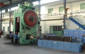出售二手德國2500噸熱模鍛
