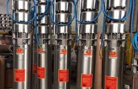 农用泵大流量高扬程清水农用泵深井浇地灌溉泵不锈钢喷灌泵厂家