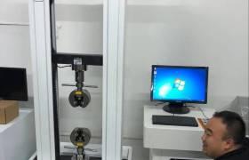 廠家WDW-100微機控制電子萬能試驗機拉力試驗機材料拉壓力試驗機