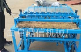 養殖場保溫專用稻草編織機
