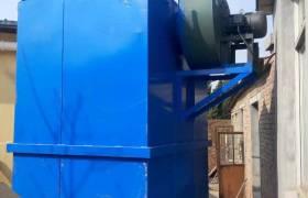定做水泥廠DMC高溫脈沖布袋除塵器小型鑄造車間用單機除塵器