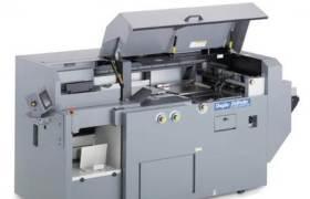 日本德寶DPB-500自動膠裝機膠包機裝訂機