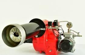 专业生产工业燃烧机60万大卡甲醇燃烧机