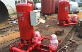 消防供水設備消防泵穩壓泵全自動變頻調速恒壓消防供水設