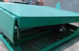 固定登車橋液壓卸貨平臺倉儲物流月臺調節板液壓登車橋廠家直銷