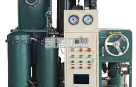 TY-Q透平油真空濾油機