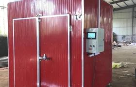 全自動大棗烘干機 板栗烘干設備 山楂干 核桃干燥設備定制