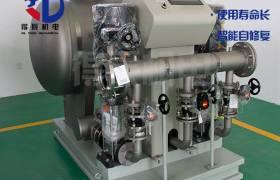 200g電解法二氧化氯發生器無負壓供水設備
