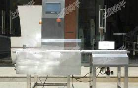 皮帶式重量檢測機自動在線稱重設備