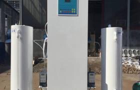 化學法二氧化氯發生器自來水消毒設備廠家直銷水殺菌設備