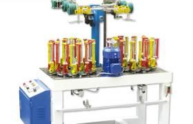 厂家直销高速自动绳带纺织编织机