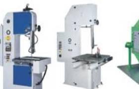 铜铝合金石墨碳素磨料切割高速立式德国合资带锯床HB801