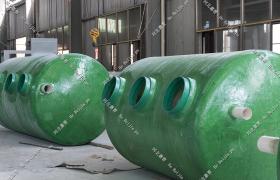 玻璃鋼化糞池 河北嘉普環保設備 1-150m3 廠家直銷