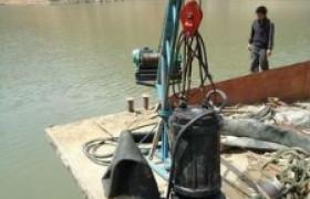 礦用潛水式高耐磨抽砂泵