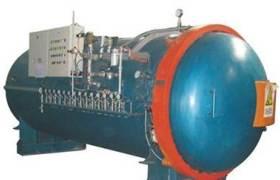 2014新式膠管臥式硫化罐