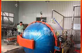 河北邯郸橡胶辊硫化设备厂家日通机械电水蒸汽硫化罐供应现货