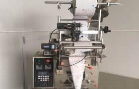 優質二手全自動立式背封豆奶粉蒜香粉包裝機藕粉定量專用包裝機
